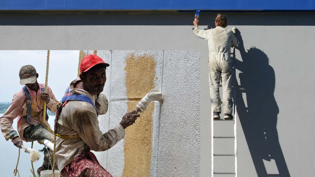 commercial painting company