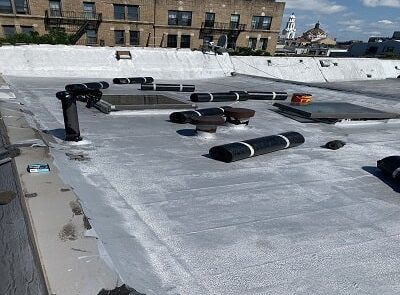 roof installation in new york